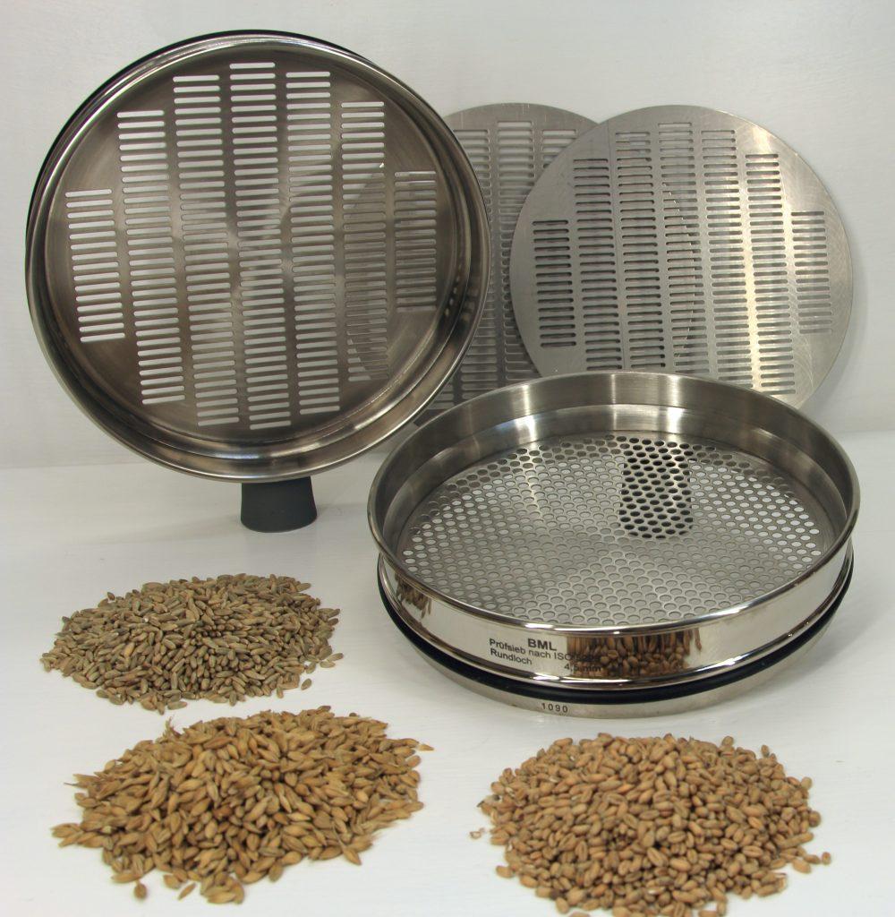 Getreidesiebe nach DIN ISO 5223
