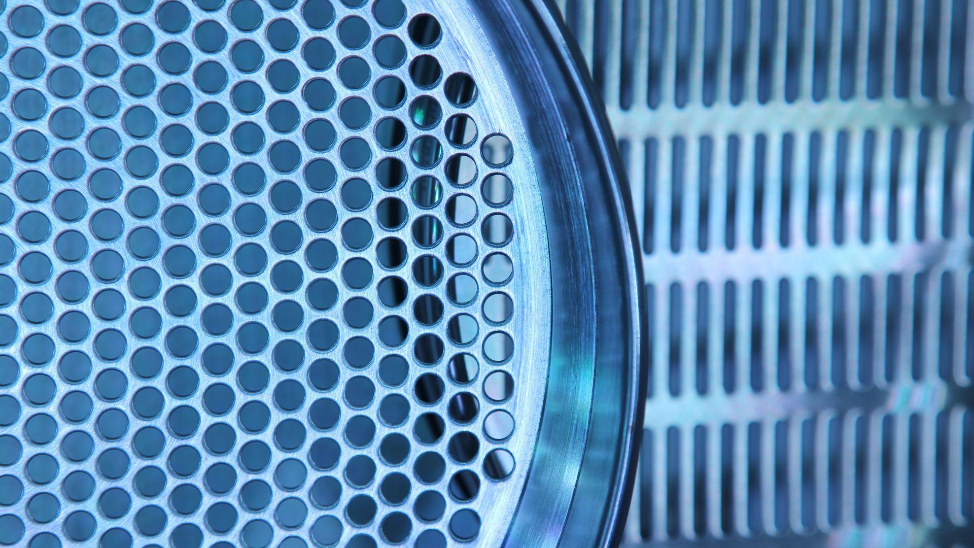 Blau-Metall - Analysensiebe, Laborsiebe nach Norm